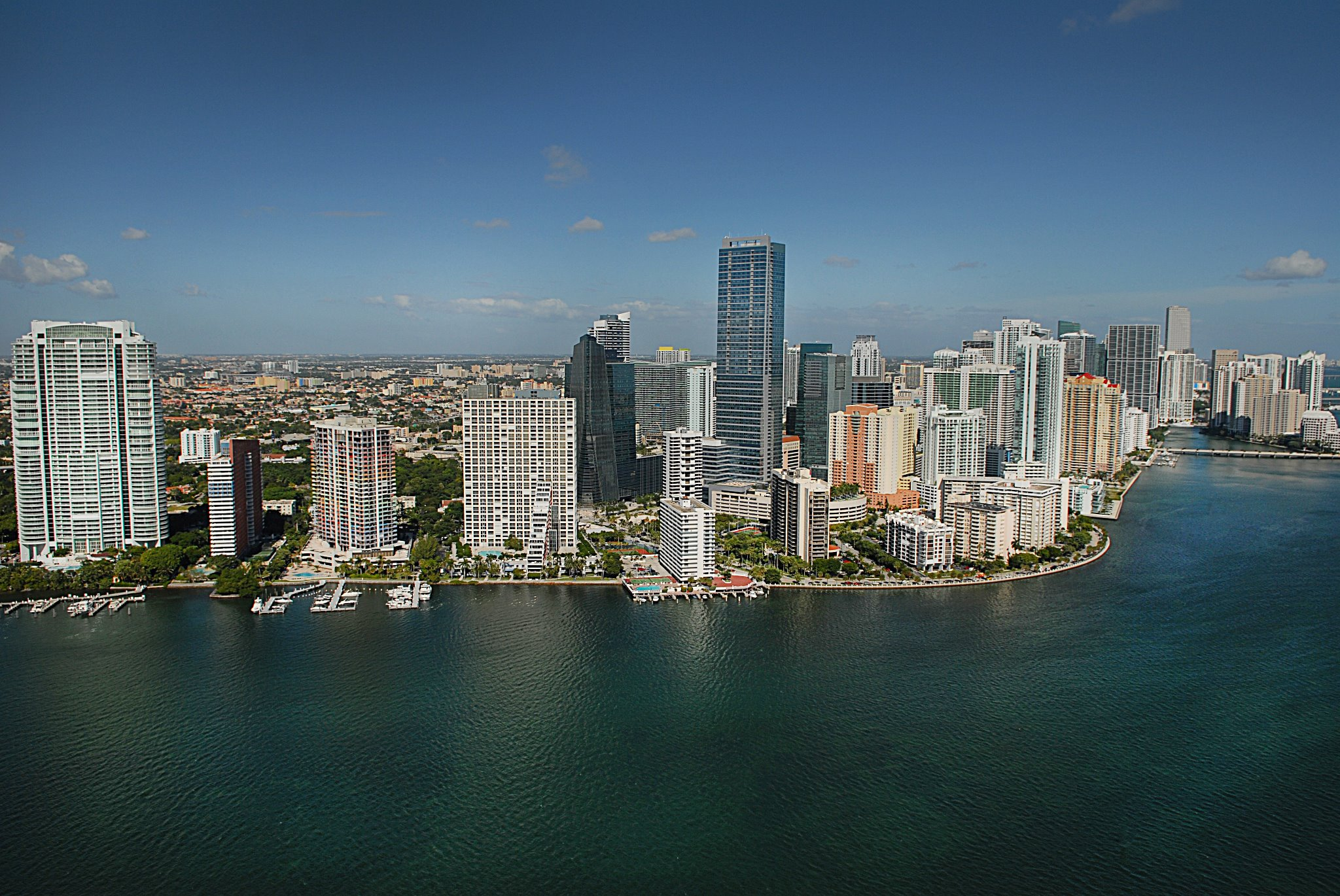 The Growth of Brickell