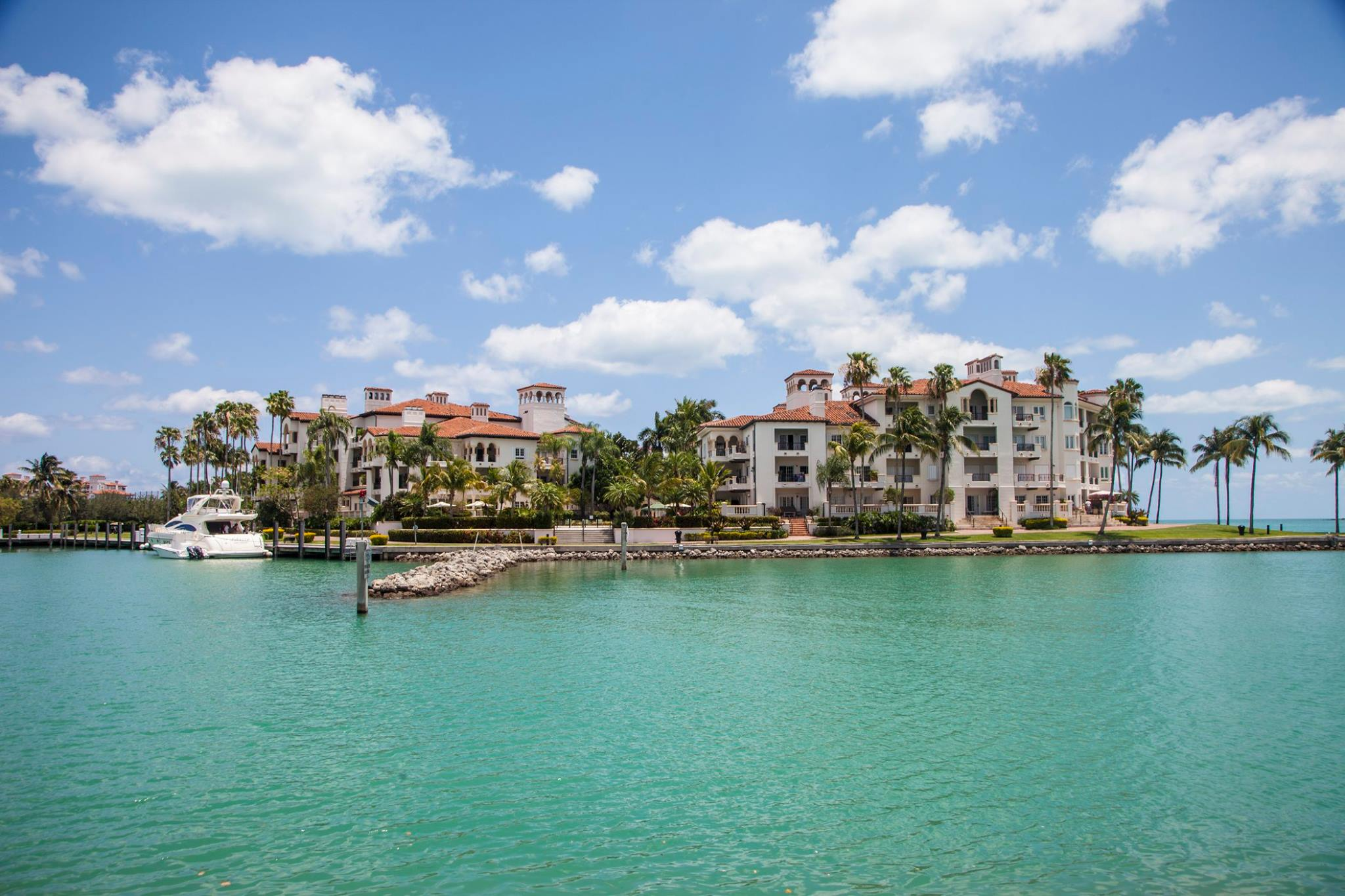 Fisher Island is the level beyond VIP