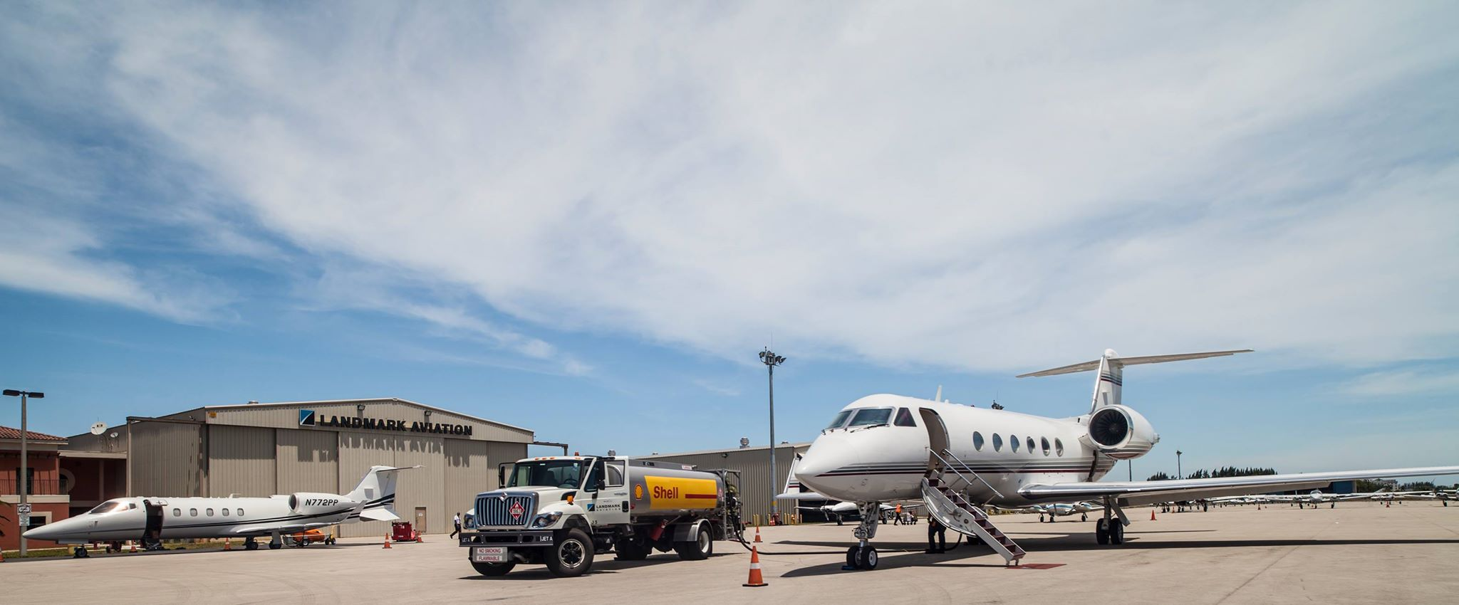 Fly Private To Expand Your Territory