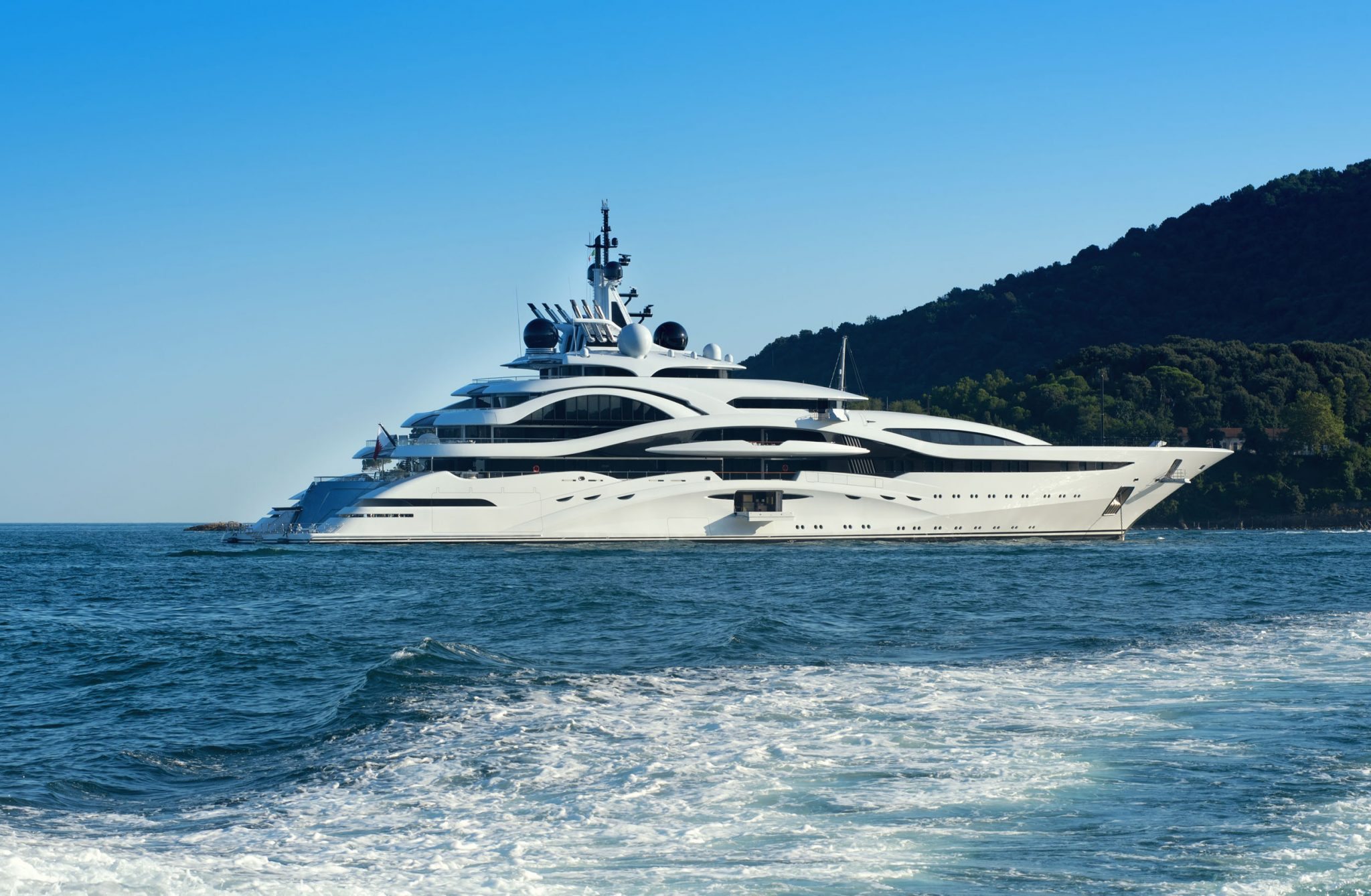 The 20 Most Expensive Yachts In the World